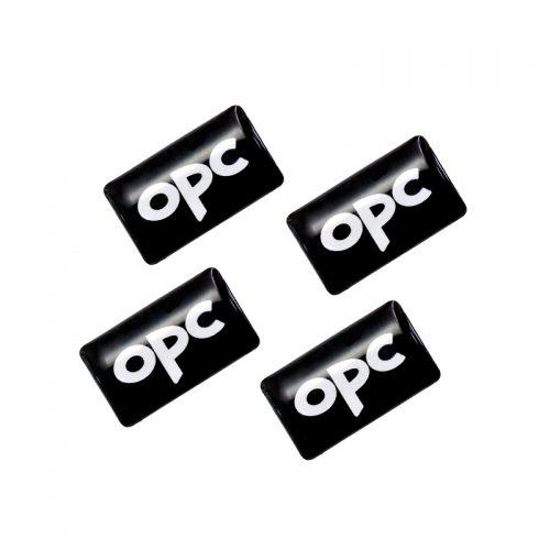 OPC sticker emblem