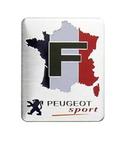 peugeot emblem stickers 2