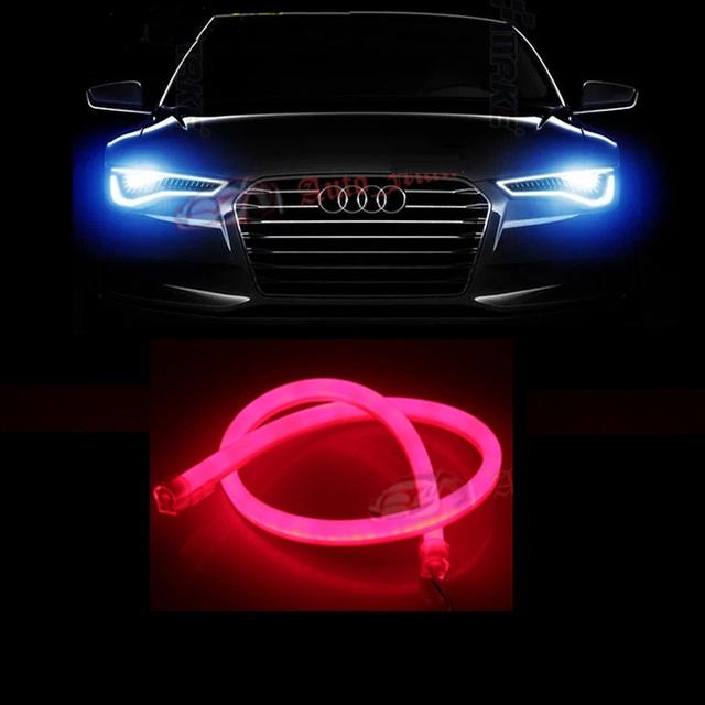 car led flexi red