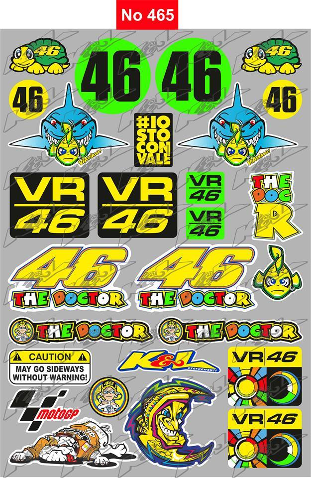 465 a4 vr46