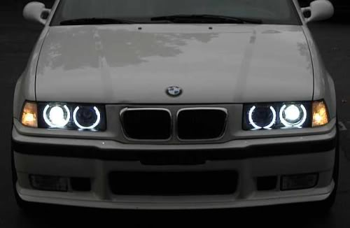 ANGEL EYES BMW E36 WHITE