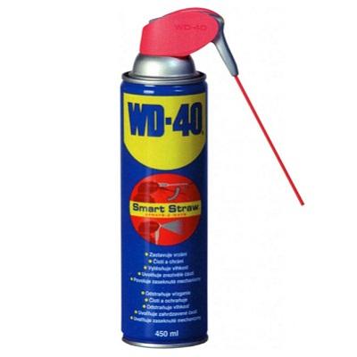 WD-40 Λιπαντικό-Αντισκουριακό Σπρέυ 450ML SMART SAW