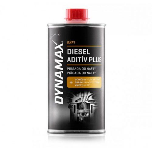 Πρόσθετο για κινητήρες Diesel Dxf1 500ml Dynamax