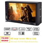 Dvd 2Din MP5 Touchscreen TFT 7
