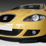 Seat Leon 1P Spoiler Εμπρός K118-001
