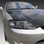 fr_00_0101 Hyundai Coupe 02-08 Φρυδάκια φανών