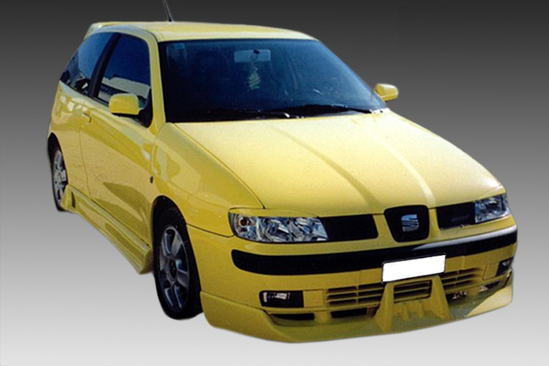 Seat Ibiza Εμπρός Spoiler K11-001
