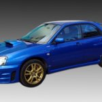 Subaru Impreza Μαρσπιέ K105-003