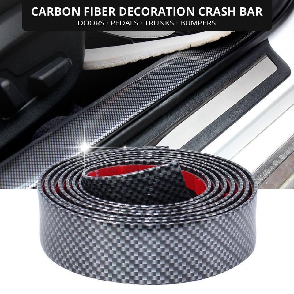 Carbon λάστιχο γενικής χρήσης 2,5m x 3cm 1