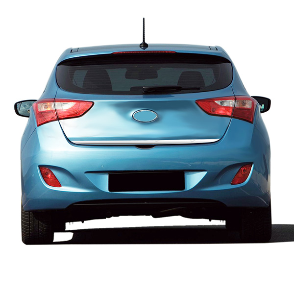 Hyundai i30 5D 2012+ Tριμ Μαρκέ Πορτ Παγκαζ