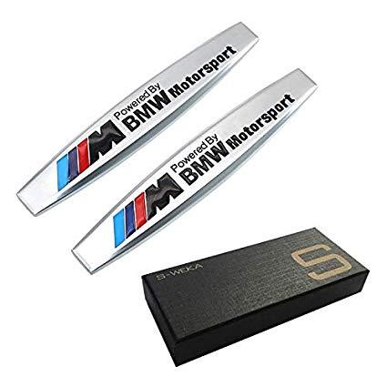 Αυτοκόλλητο Μεταλλικό BMW Motorsport 1τεμ κωδ.B103