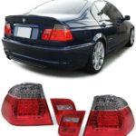 Φανάρια Πίσω LED Bmw E46 Sedan 99-05