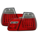 Φανάρια Πίσω LED Bmw E46 Sedan 99-05 2