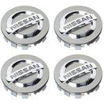 Καπάκια για ζάντες Nissan 55mm 4τεμ