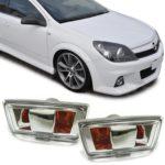 Σετ Φλας Φτερου Opel Astra H Corsa D Zafira B Insignia [Λευκό]