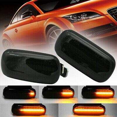 Dynamic LED Φλάς για Audi A4 B6 B7 TT 8J A3 8P A6 C5 A8 D3
