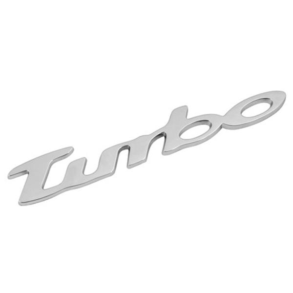 """Αυτοκόλλητο Σήμα """"Turbo"""" Κωδ.7202"""