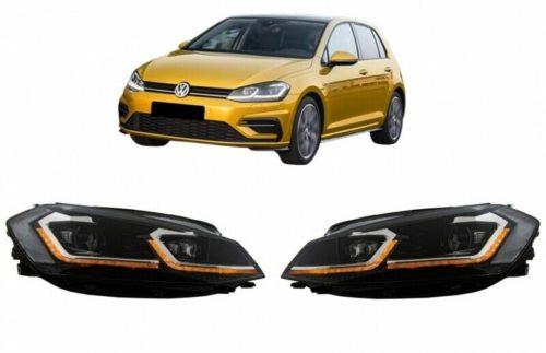 Φανάρια Εμπρός για VW Golf 7 VII (2012-2017) Facelift G7.5 R Line Look