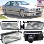 Προβολείς Ομίχλης BMW E36 (91-99) OEM