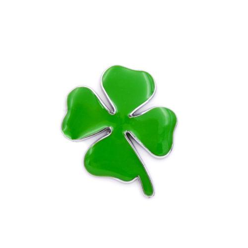 Αυτοκόλλητο Αλουμινίου Τριφύλλι Πράσινο