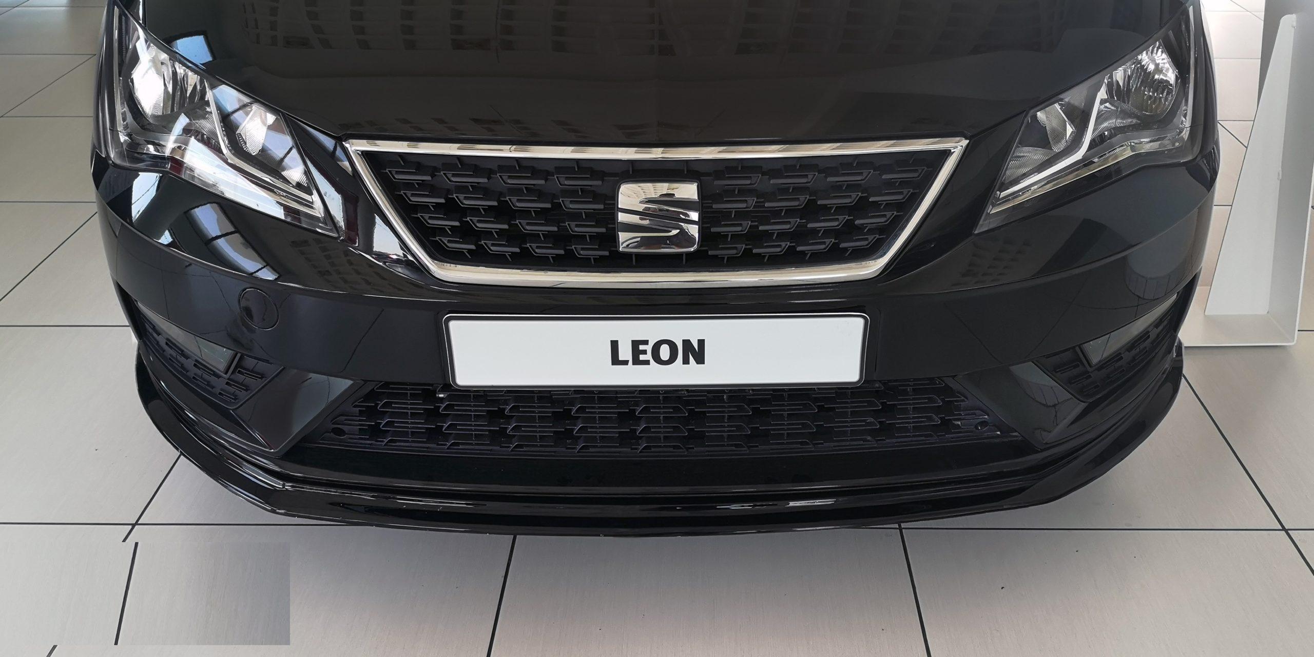 Εμπρός Σπόιλερ Προφυλακτήρα Seat Leon 5F FR (2012+)
