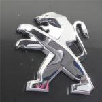 Peugeot Σήμα 3d Αυτοκόλλητο