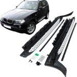 Πλαϊνά Σκαλοπάτια BMW X3 E83 (2003-2010)