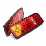 Σετ LED Φανάρι Φορτηγού Πίσω 12V Φρένων – Φλας – Όπισθεν – Πορείας