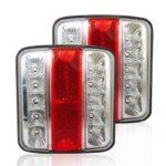 Σετ LED Φανάρι Φορτηγού Πίσω 12V 24V Φρένων – Φλας – Όπισθεν – Πορείας Е-МАРК