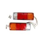 Σετ LED Φανάρι Φορτηγού Πίσω 12V 24V Φρένων – Φλας – Όπισθεν – Πορείας DM