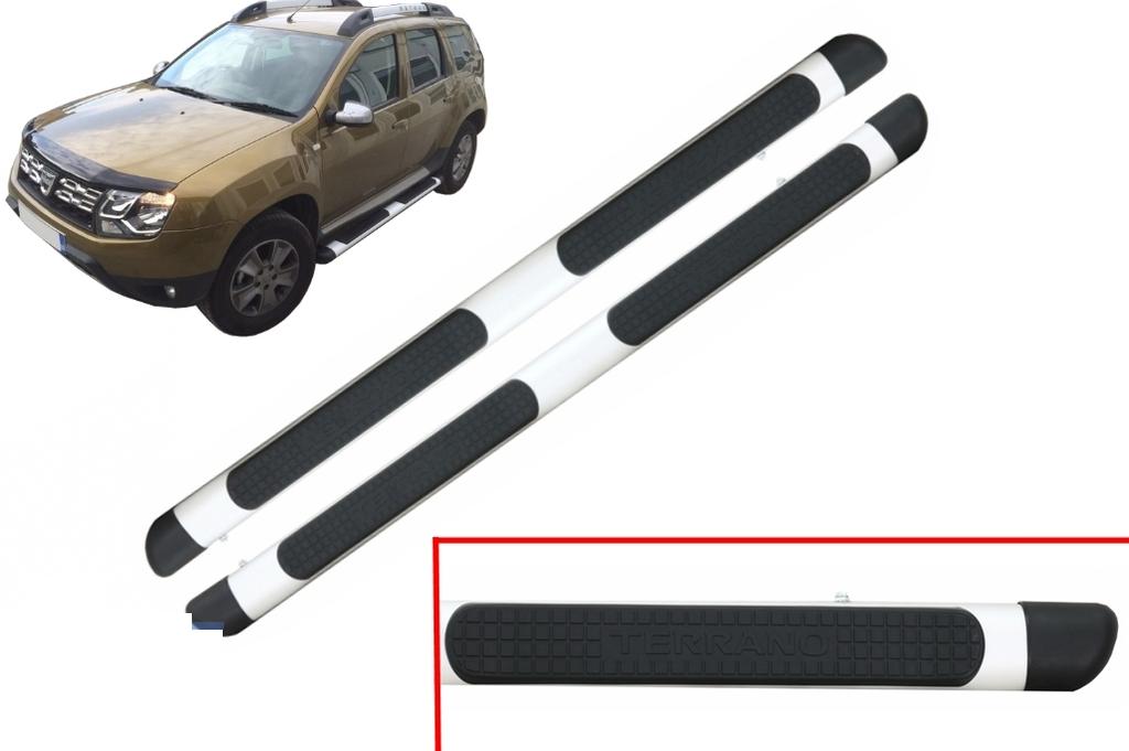 Σκαλοπάτια για Nissan Terrano (2013+) Dacia Duster (2009+) – 2τμχ.