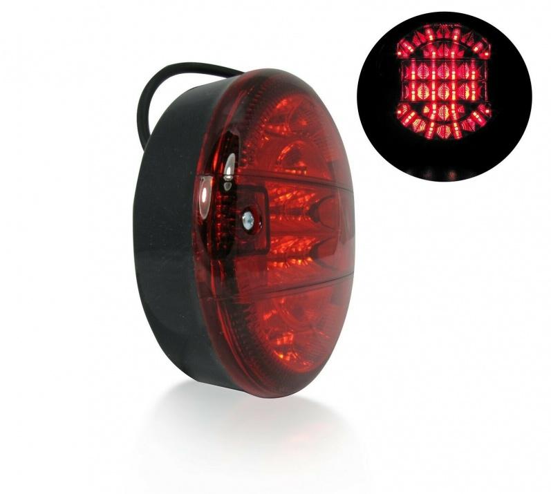 LED Φανός Οπίσθιος 12V 24V Φρένων