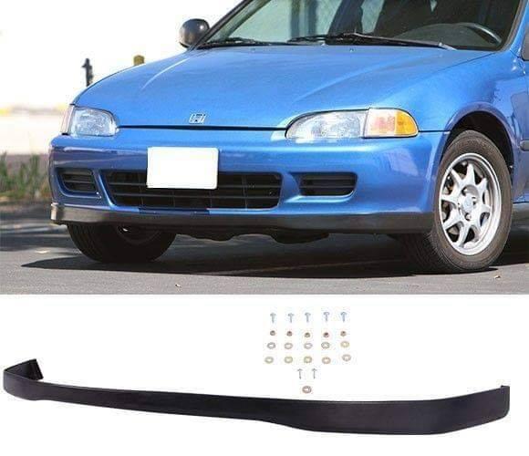 Πρόσθετο κομμάτι για μπροστινό προφυλακτήρα για Honda Civic 5 gen (1992-1995)