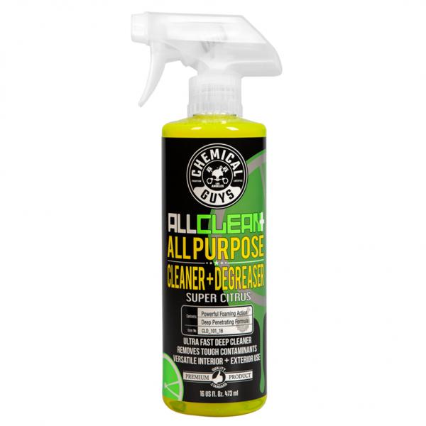 Υπερκαθαριστικό Γενικής Χρήσης Κιτρου 473ml ALL CLEAN & CITRUS BASED ALL PURPOSE SUPER CLEANER