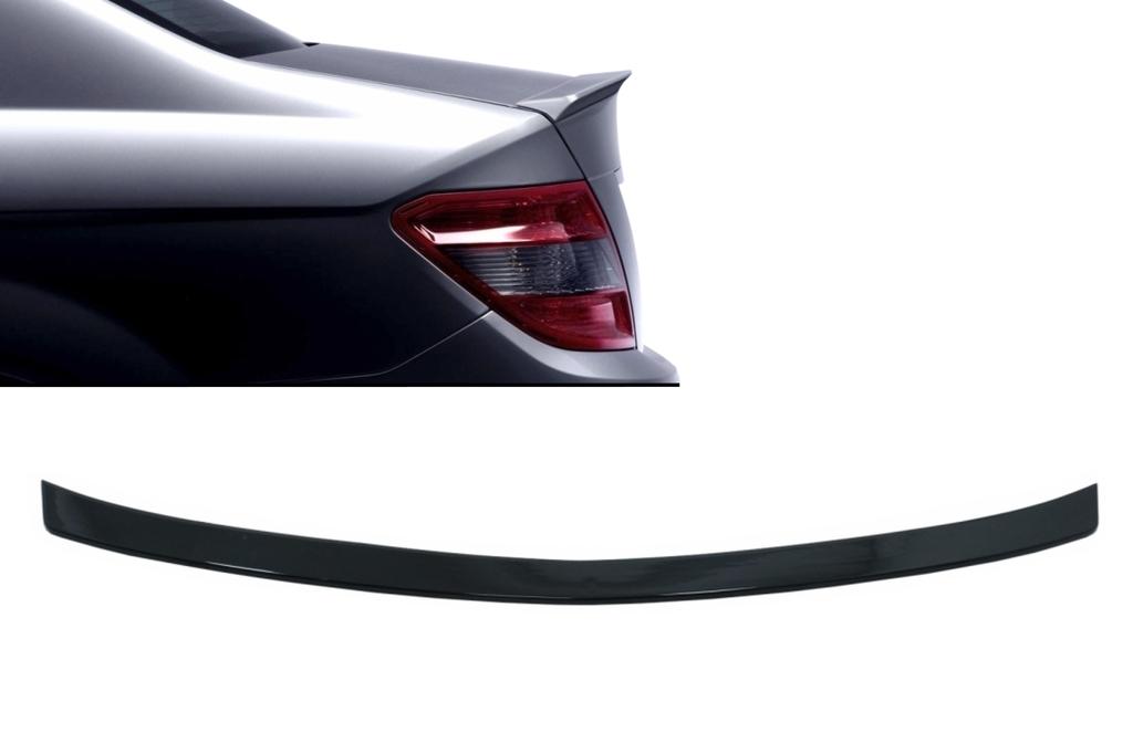 Αεροτομή Mercedes C-Class W204 (2007-2014) AMG 63 Design Piano Black [Μαύρη Γυαλιστερή]